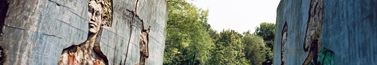 Balkehnol A travers l'arbre Parc Pourtalès