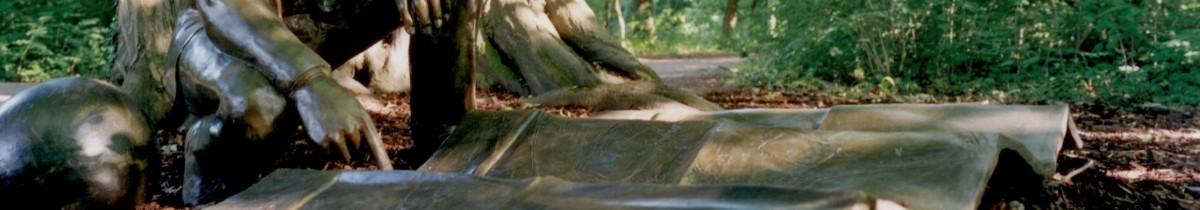 Giulio Paolini, Genius Loci, parc de Pourtalès