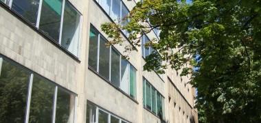 Lieu de résidence à Berlin - façade