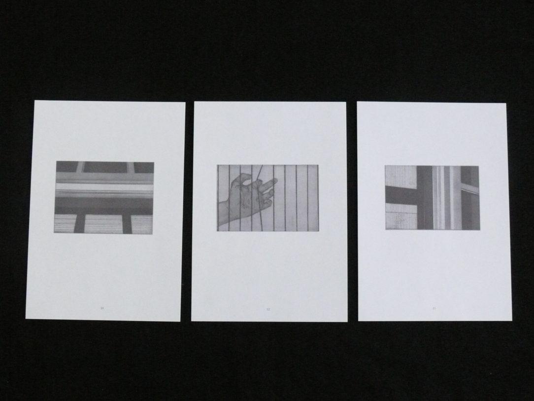 Spiegeln, Relatio I, Relatio II, Manuela Beck
