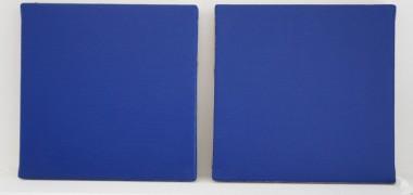Franny et Zooey, 2012,  Huile sur toile,  Dimensions variables,  Courtesy de l'artiste