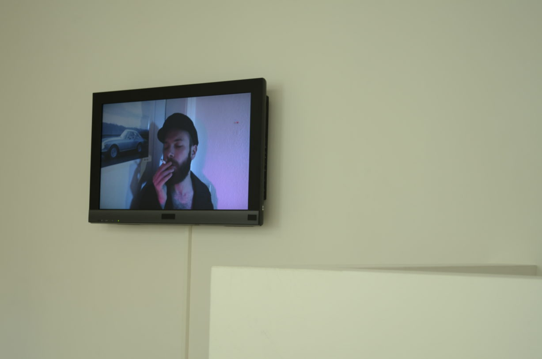 Charlotte Simon, La vie monumentale, 2014 vidéo HD, 10 minutes. Photo : E. Gallina