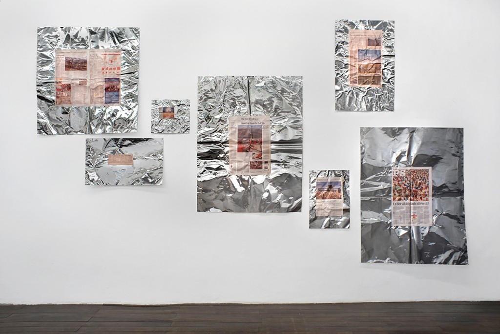 Tue Greenfort, Vis Vitalis, 2014 / Installation, média divers Courtesy Galerie Johann König