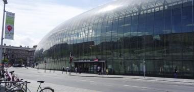 Translated Landscape: Gare de Strasbourg_pigment print_80cm x 120cm_2015