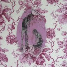 Emili Dufour - Fleurs roses
