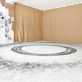 Philipp Hänger, Eine Ausstellung, Kunstraum Aarau janvier - mars 2016