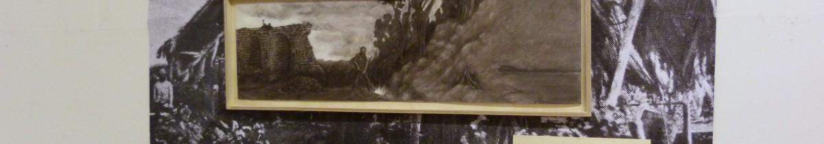 William Drummond, Après le Pilcomayo, panneau 2, 2016