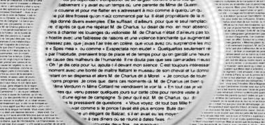 Raphaël Denis Corps 1 : La Recherche du temps perdu 2011 Tirage pigmentaire sur papier Hahnemühle contrecollé sur Dibond, loupe 150 x 100 cm Photo : Galerie Sator (Paris)