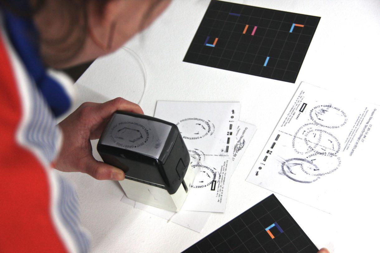 Gruppo Tökmag, Security+Design / an 80's prison