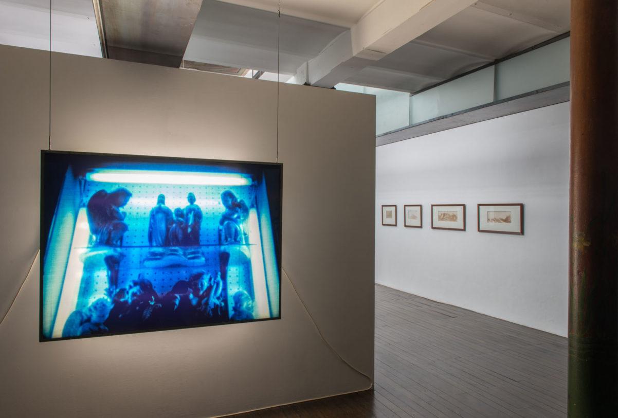 En l'occurrence, vue d'exposition. Photo: Klaus Stöber