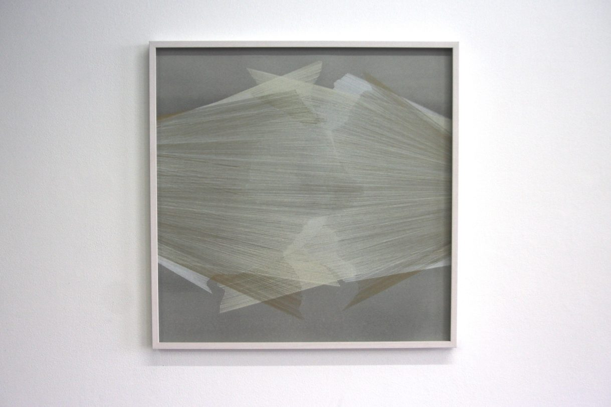 Lena Ditlmann, INDEX, vue d'exposition, Espace international du CEAAC, 2017