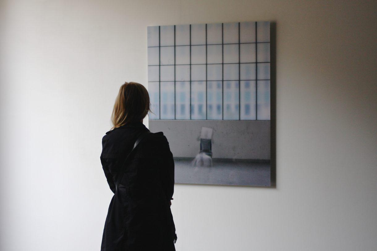 falscher Himmel, 2012, 6 editions, 120x95cm