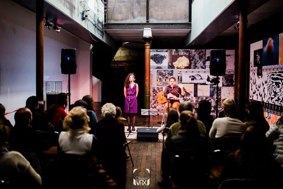 Concert Violetazul - CEAAC