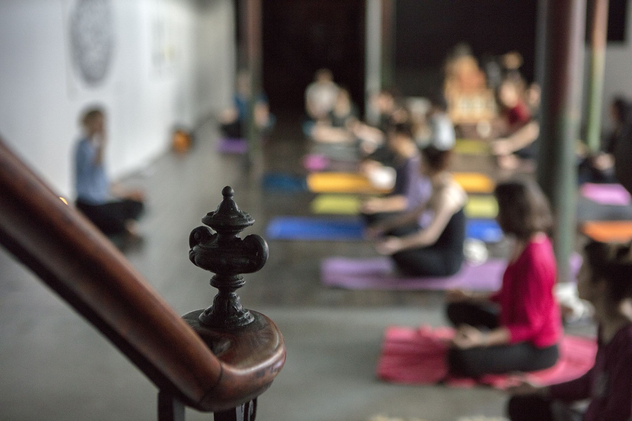 Yoga au CEAAC