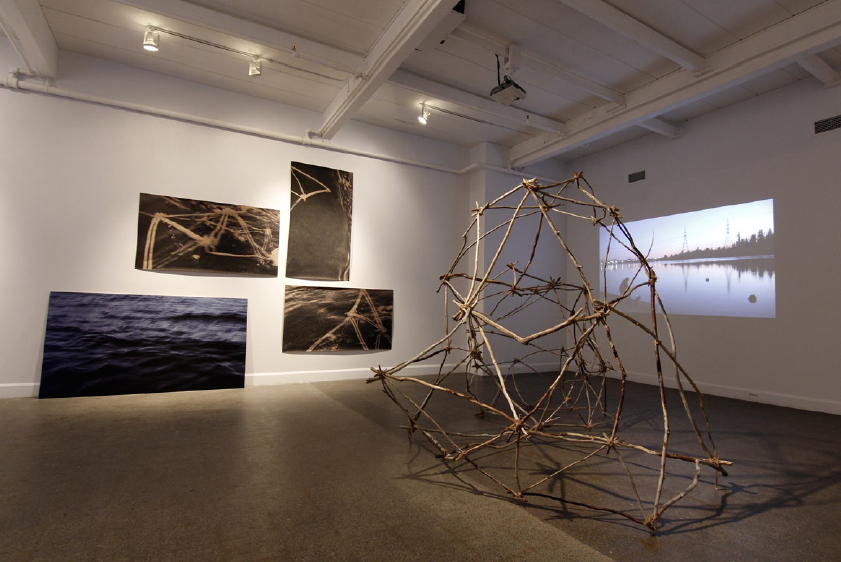 Langage plus – exposition Laurent Odelain