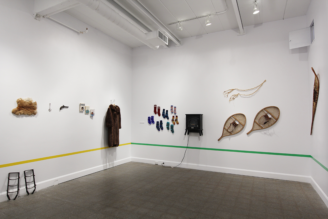 Langage plus – exposition Mathilde Benignus