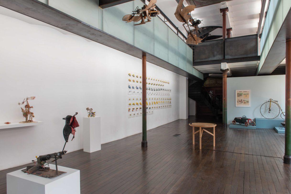 vue d'ensemble de l'exposition, photographie : Klaus Stöber