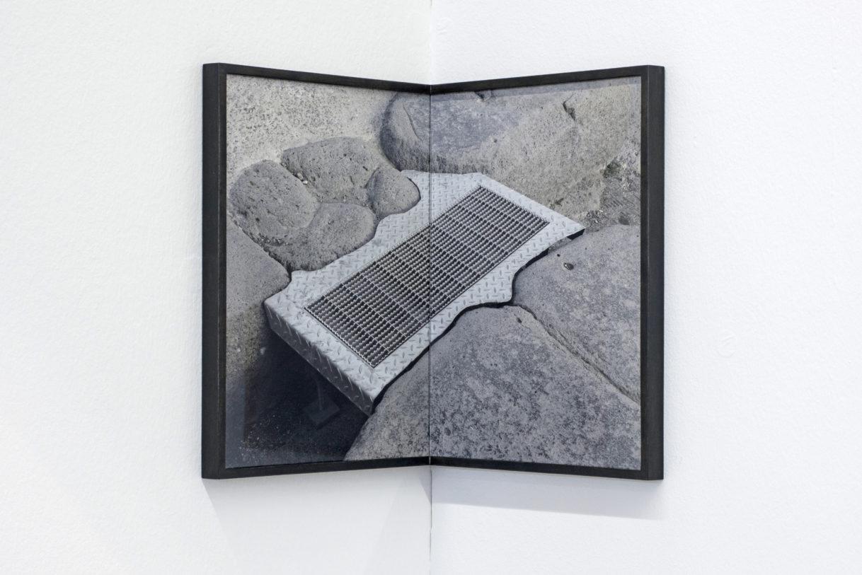 Bianca Pedrina / Pompei per Tutti, extrait, 2018. Fine art print sur papier baryté, cadres, 65 x 45 cm. ©Bianca Pedrina