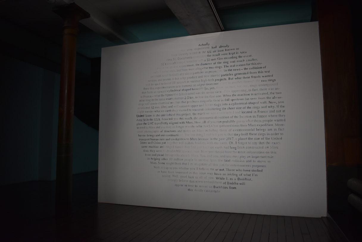 Pratchaya Phinthong, 2017, 2009, Frac Lorraine, Metz (FR), 2011, collection 49 Nord 6 Est – Frac Lorraine, Metz (FR)