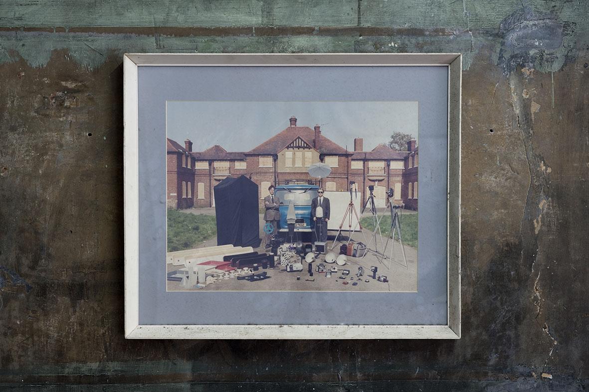Wide Boys Photographic, Sidcup, South London, 1988 Photo : Klaus Stöber