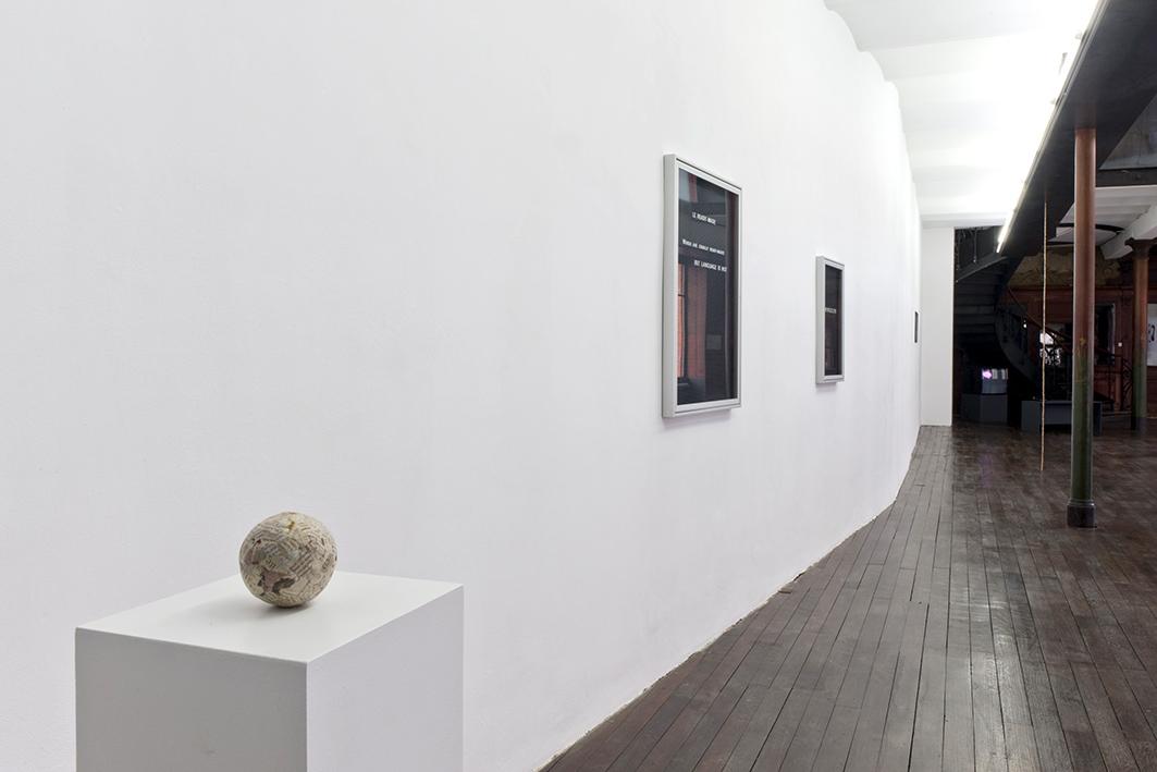 Vue d'exposition – Photo : Klaus Stöber