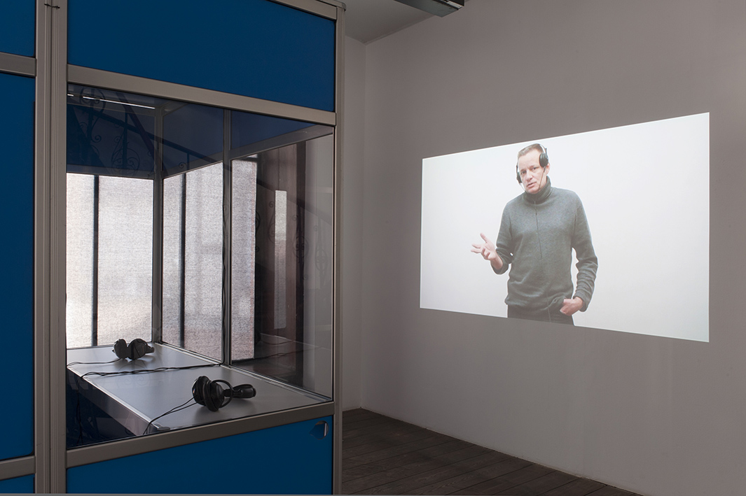 Christophe Keller – sans titre (Simultan), 2012 – Photo : Klaus Stöber
