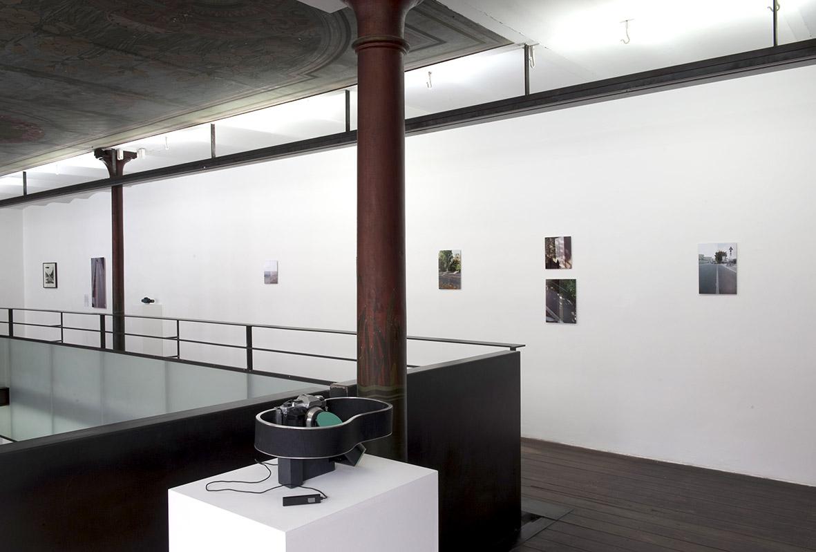 Analogital, 2008, série de photographies couleurs, C-print et tirage numérique, jet d'encre, montées sur aluminium. Courtesy : Helga Maria Klosterfelde Edition Hamburg Photo : Klaus Stöber