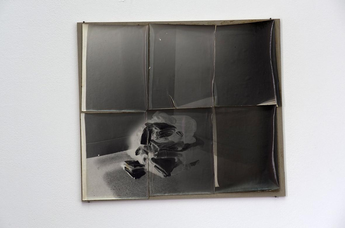 Wardrobe Pinhole Camera, Photo : Klaus Stöber