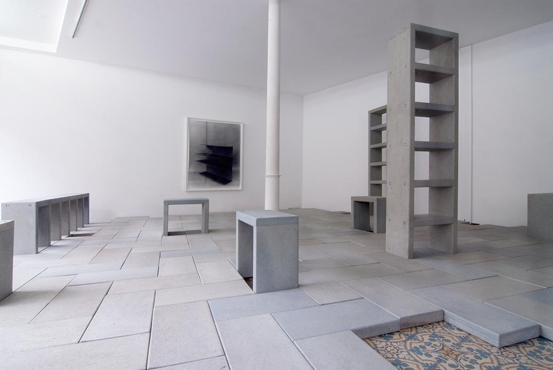 Dan Peterman – Archive (for 57 people), 1998 – Photo: Klaus Stöber