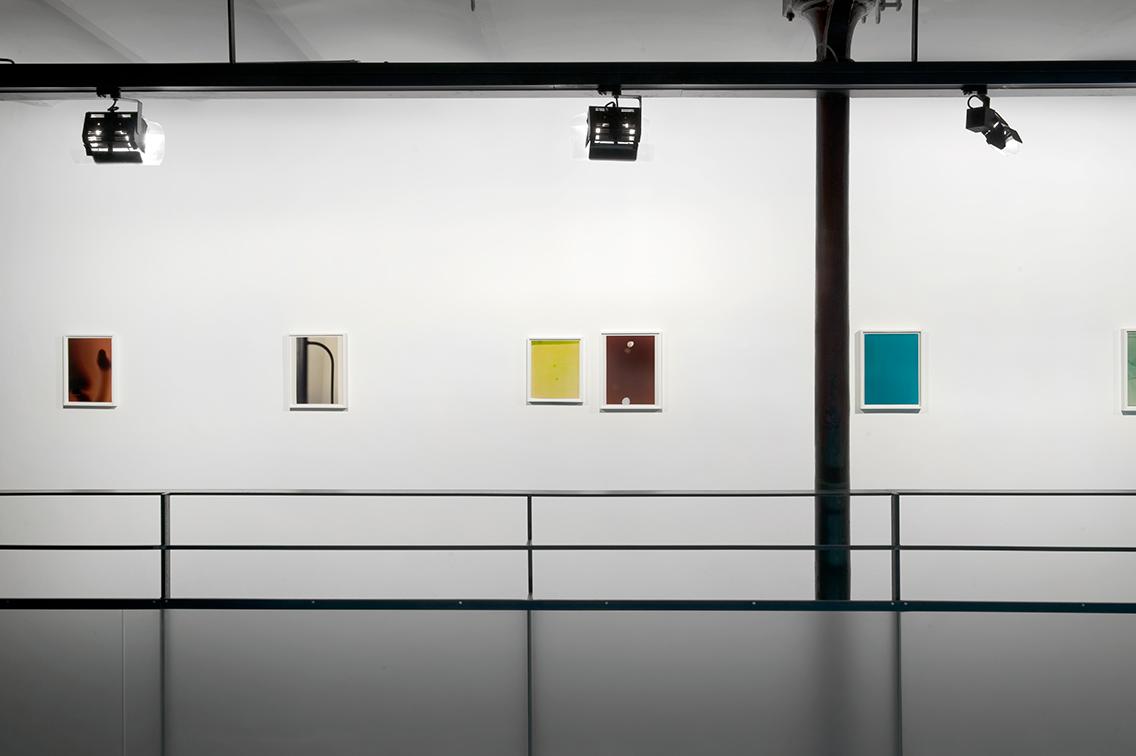 Josh Brand – Sans titres (C-Print tirages uniques), 2008-2009 – Photo: Klaus Stöber
