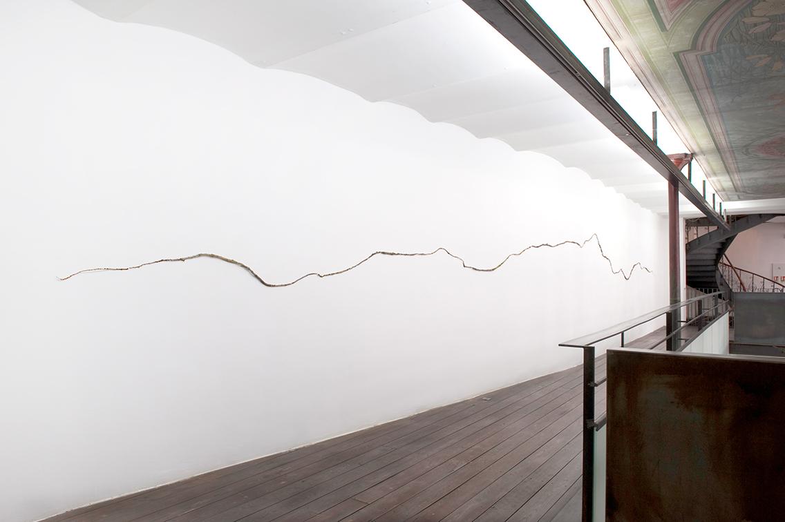 Katinka Bock – Partition en automne, 2009 – Photo: Klaus Stöber
