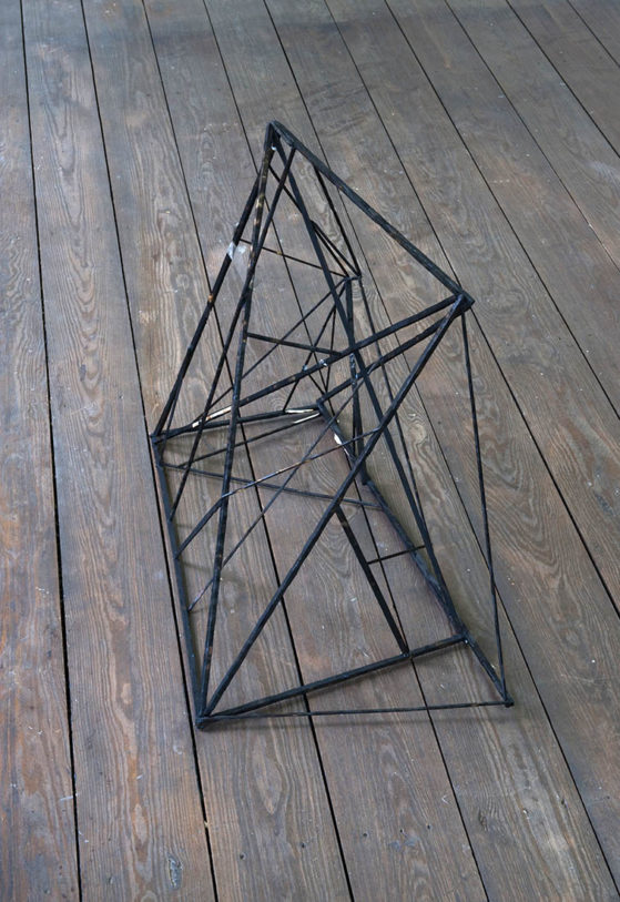 Gernot Wieland – Planeten und Kristalle, 2010 – détail – Courtesy : Galerie Andreas Huber, Vienne – Photo : Klaus Stöber