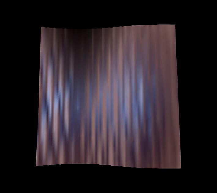 Anne-Sarah Le Meur, Grande_deb_12, 2011, image fixe extraite de l'oeuvre générative OEil-Océan, 2007, Courtesy de l'artiste et Galerie Charlot, Paris – Tel Aviv.