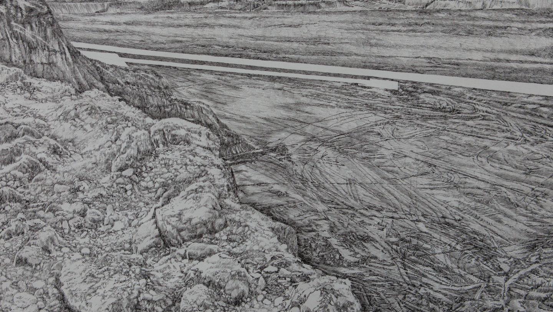 Emmanuel Henninger, Open Pit Mine #4, 2020