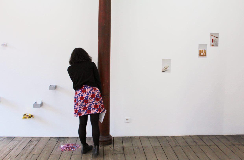 Magali Baribeau-Marchand, C'est prodigieux !, 2019, vue d'exposition, Espace international du CEAAC