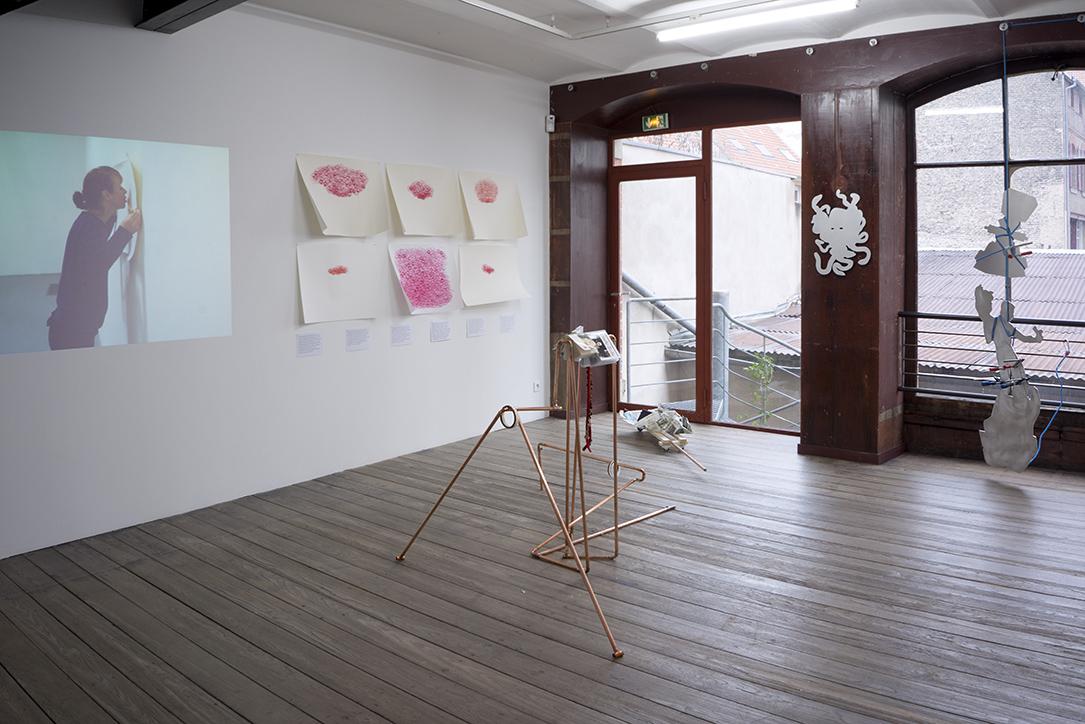 Vue générale de l'exposition – Photographie : R. Görgen