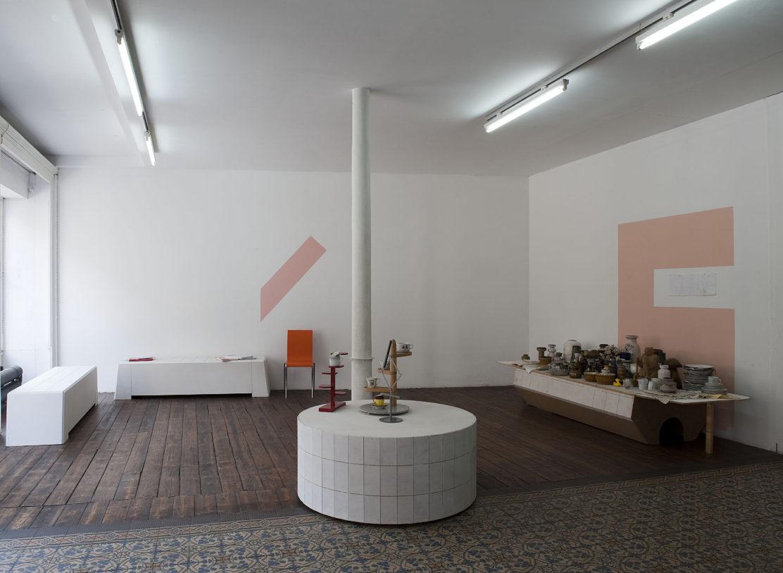 Eléments de AVA, Allgemeine Verkstattausstellung, 2008 et Bankomat, 2005 © photo: Klaus Stöber