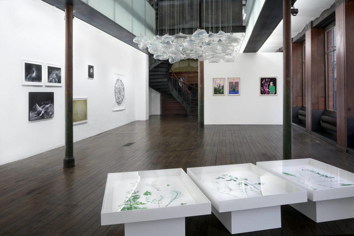 Vue générale de l'exposition © photo: R. Görgen.