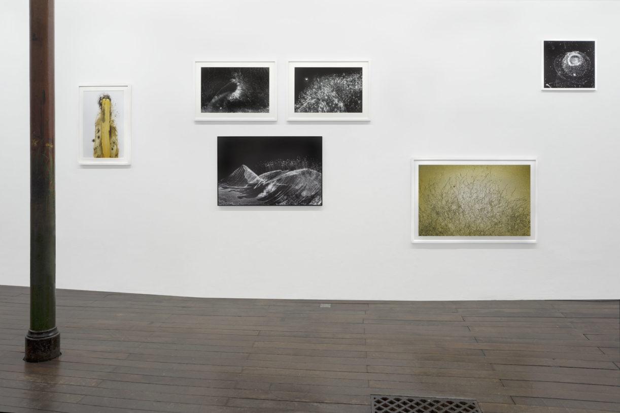 Mélody Seiwert, ensemble d'œuvres, 2019-20 © photo: R. Görgen.