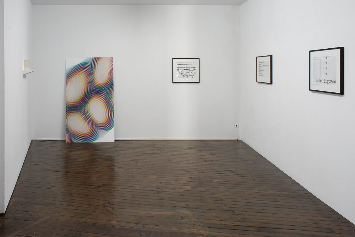 Vue d'exposition © photo: R. Görgen