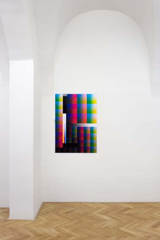 """Jana Bernartová, """"Love Death Blue"""", 2020, courtesy de l'artiste"""